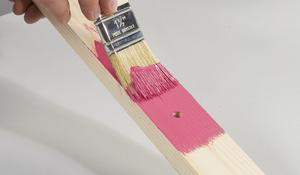 Krok V - Malowanie listew