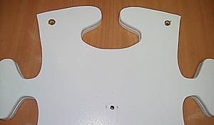 KROK VI – Wiercenie otworów w panelach bocznych